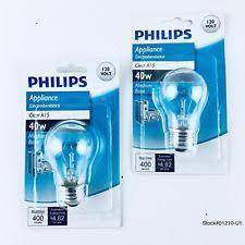 philips appliance bulb ebay