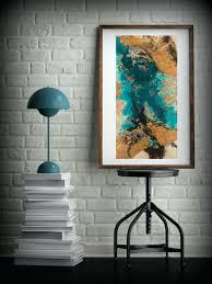 Large Vertical Wall Art Big Modern Canvas