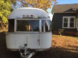100 Restored Travel Trailer The Start Of Restoring An Airstream Airstream Full Time