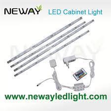 400mm rgb remote led cabinet light bar kit 400mm rgb