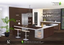 Cayenne Kitchen At SIMcredible Designs 4