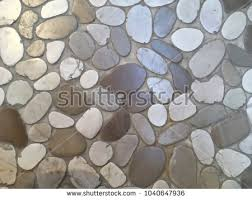 Stone Floors Background Is Natural And Rock Textures Seamless Top On Cement