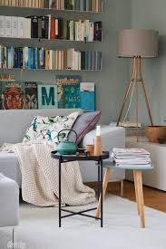 dieartigeblog wandfarbe salbei im wohnzimmer passend zum