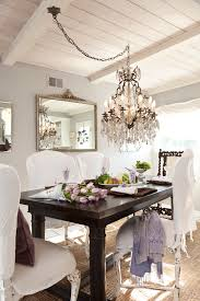 White Dining Room Chandelier Lippy Home
