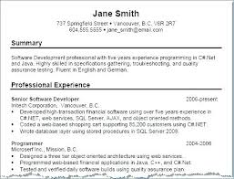 Resume Summary Template Example How To Write Personal Statement Examples Jobs Retail Templates Of Qualifications