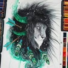 Fabulous Watercolor Pencils Works By Finland Artist Jonna Scandy Girl