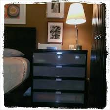 set of 2 ikea hopen 4 drawer dressers in the heights hudson