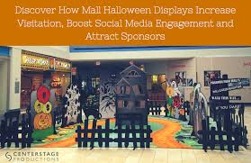 Spirit Halloween Brick Nj by Discover How Mall Halloween Displays Increase Visitation Center