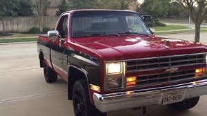 100 1986 Chevy Trucks For Sale 100 K10 Pickup Youtube K10 My Ride Is A