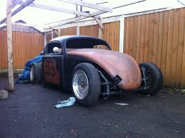 A Volksrod Is Born | The Build Thread Of A Volksrod