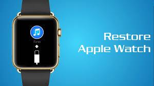 Forgot Passcode Apple Watch FIX How to Restore Apple Watch