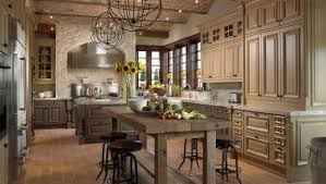 Decorating Rustic Kitchen Lighting Style Cabinets Looking From