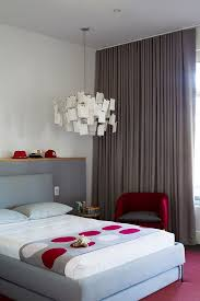 Creative Decoration Red And Gray Bedroom Polished Passion 19 Dashing Bedrooms In