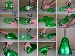 3 Turning An Old 2 Liter Bottle Into A Broom