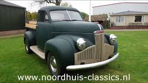 100 1947 Studebaker Truck Pickup YouTube