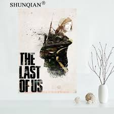 Free Shipping Removable Modern The Last Of Us Cool Decor Art Wedding Girls Room Wall Posters