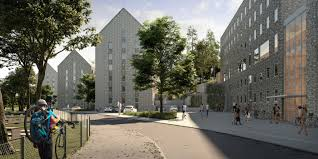 100 Apartments In Gothenburg Sweden Skanska Builds 327 Student Nordic Property News