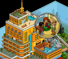 After Its Launch In 2000 Habbo Hotel Was Hailed As A Hugely Successful