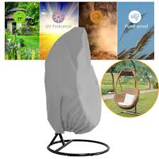 KAILUN Swing Cover, Rocking Chair Cover, 210D Oxford Fabric ... Zerodis Waterproof Fniture Protective Cover Swing Dust Sunscreen Rocking Chair Single Swing Egg For Outdoor Garden Patio Beige Amazoncom Covers All 12 Kailun 210d Oxford Fabric Sonoma Goods Life Presidio Wicker Swivel Asta Rocker Delightful Black Friday Cushions And Pads Sets Set Target Stand Stool Sectionals Cushion And More Clearance Covers Best Choice Products 2person Glider Loveseat W Uvresistant 23 Inspirational Plastic Lawn Galleryeptune Navy Chairs Sofas Sling