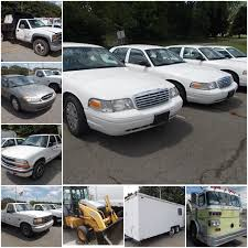 100 Salvage Truck Auction Municipality City Of Winston Salem NC Rogers