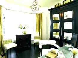 Dining Room Bay Window Treatments Curtains Formal