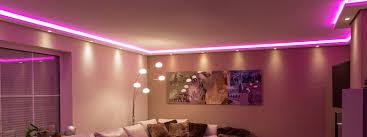 stuckleisten für indirekte und direkte beleuchtung decke