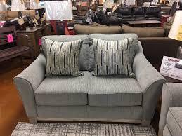 Buy Artifact Pewter Loveseat 6162 3250 online Darseys Furniture