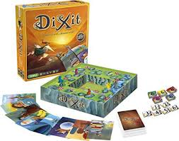 Fun Board Games Kids Dixit Cover Art May Vary