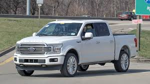 2019 Ford F-150 Limited Spied With New Rear Bumper, Dual Exhaust New 2018 Ford F150 Supercrew Xlt Sport 301a 35l Ecoboost 4 Door 2013 King Ranch 4x4 First Drive The 44 Finds A Sweet Spot Watch This Blow The Doors Off Hellcat Ecoboosted Adding An Easy 60 Hp To Fords Twinturbo V6 How Fast Is At 060 Mph We Run Stage 3s 2015 Lariat Fx4 Project Truck 2019 Limited Gets 450 Hp Option Autoblog Xtr 302a W Backup Camera Platinum 4wd Ranger Gets 23l Engine 10speed Transmission Ecoboost W Nav Review