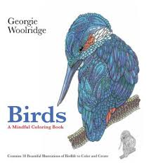 Birds A Mindful Coloring Book