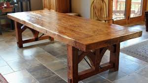 Adorable Rustic Dining Room Table Plans Unique Sets Of