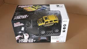 Mini RC Toy Car, Bigfoot Monster Truck, Rc 4x4 Rock Crawler, RC ...