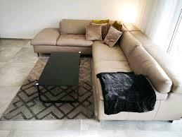coach wohnzimmer tisch in schwarz glastisch passend zu usm haller