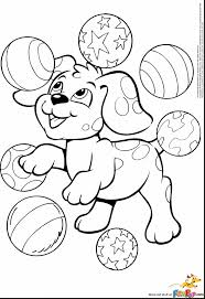 Remarkable Puppy Dog Coloring Pages To Print With Of Puppies