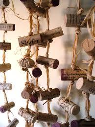 Rustic Wedding Cork Garland Eco Friendly Decor 3600 Via Etsy