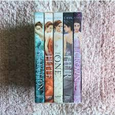 The Selection Box Set Kiera Cass Books On Carousell