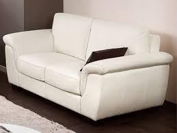 canapé sofa italien canapé 100 cuir luxe cuir de vachette 5 coloris salerne