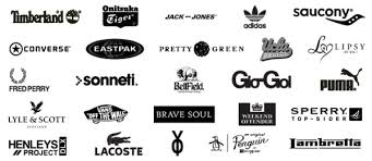 Expensive Name Brand Clothing Logos