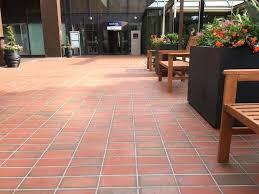 De Aragon Black Quarry Tiles 149x149x12mm Tile Gres Us pany