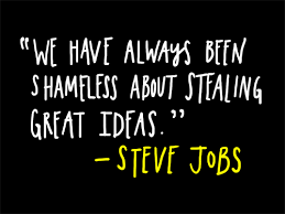 Steve Jobs Quotes Stealing Ideas