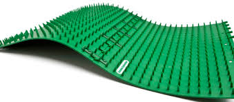 Bed Of Nails Acupressure Mat by Tired Cozy Up On The Hindu Inspired Bed Of Nails Absolutely
