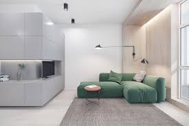 100 Minimalist Studio Two Apartments Making Statements With