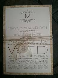 Designs Rustic Country Wedding Invitations Wording