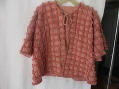 Chenille Bed Jacket by Feels Like Comfy Pj U0027s Sense Of Style Pinterest Vintage
