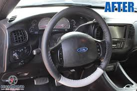 2003 Ford F-150 Harley Davidson Steering Wheel Cover: Driver, Black ... 2003 Ford F150 Harley Davidson 100th Anniversary Harleydavidson Photo 5 Big Photo 31884 Ds Car And Auto Pictures All Types Ford 2002 Truck Review Harley Davidson Edition Youtube Automotive Trends 2006 Super Crew Cab 5400cc V8 Supercharged Edition Anglia Auctions 2007 Cars Pinterest Davidson Limited Edition 100 Year Anniversary For Sale Harleydavidson Supercharged Supercrew