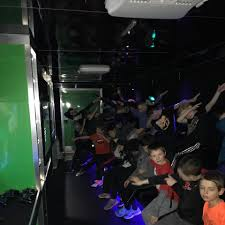 99 Game Truck Party Chicago Video And Laser Tag Gallery