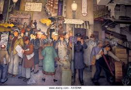 Harlem Hospital Wpa Murals by Wpa Art Stock Photos U0026 Wpa Art Stock Images Alamy