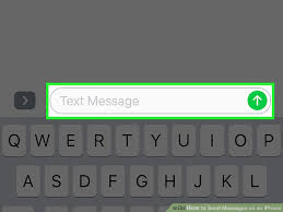How to Send Messages on an iPhone 8 Steps with