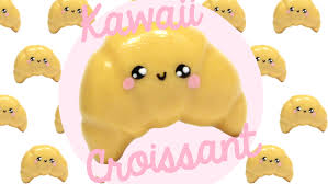 Croissant Kawaii Friday 167 Youtube Rh Com Cartoon Sandwich