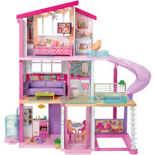 Amazoncom Barbie DreamHouse Toys Games